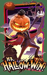 Mr. Hallow-Win PG SLOT (เกมฮาโลวีน)