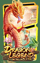 Dragon Legend - Mythical Treasure Jackpot