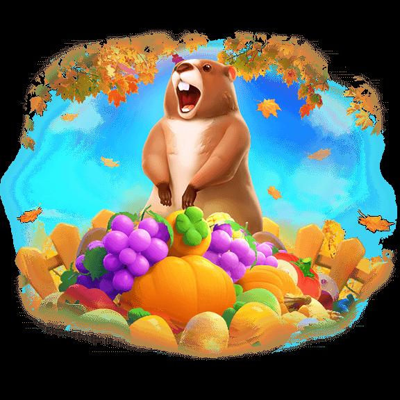 Groundhog Harvest Slot
