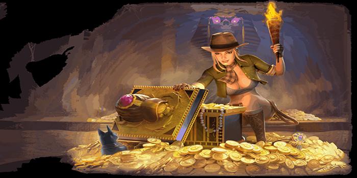 Raider Jane's Crypt of Fortune