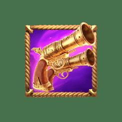 ปืนทองคู่
