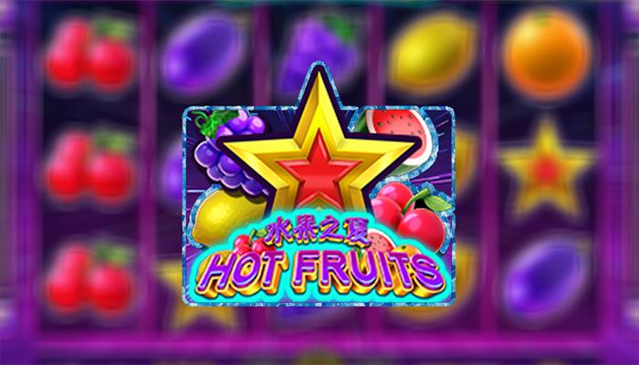 HOT FRUITS SLOT