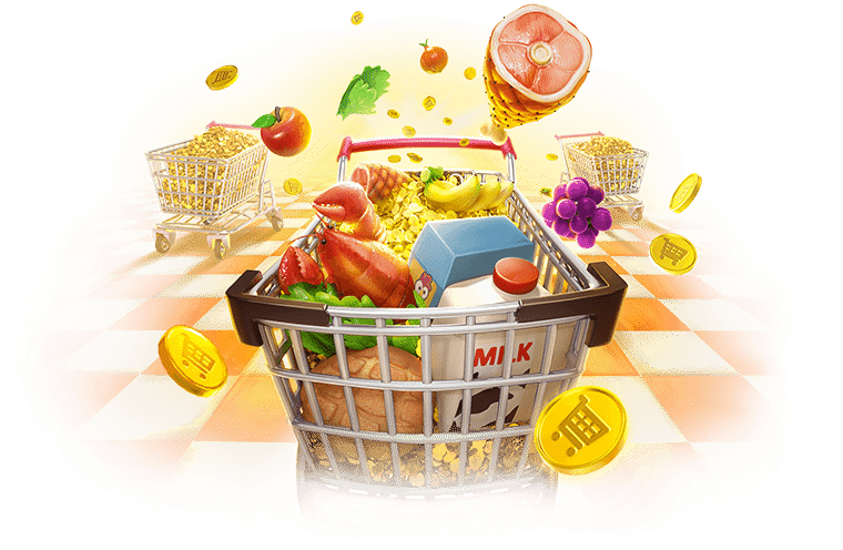 Supermarket Spree Slot